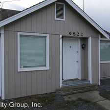Rental info for 9822 271st St NW,