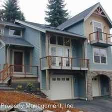 Rental info for 1721 St Paul Lane in the Puget area