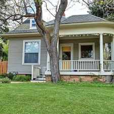 Rental info for Charming Chautauqua area home for rent close to trails, Pearl Street, CU Boulder with Updated kitchen and baths availabl in the University Hill area
