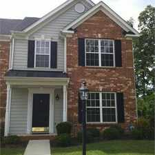 Rental info for 7527 Willow Crossing Ter