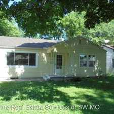 Rental info for 1739 South Ave in the Springfield area
