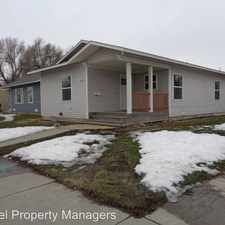 Rental info for 502 S. 30th