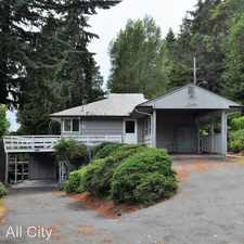 Rental info for 17055 16th Ave SW