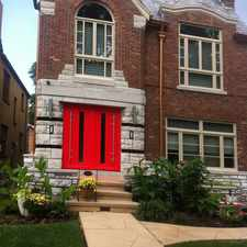 Rental info for 6215 Nottingham Avenue in the St. Louis Hills area