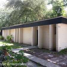 Rental info for 1612 E. Kirby St., Apt A in the Old Seminole Heights area