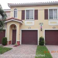Rental info for 20221 Estero Gardens Cir #207
