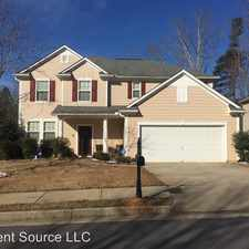 Rental info for 6159 Chastain Way