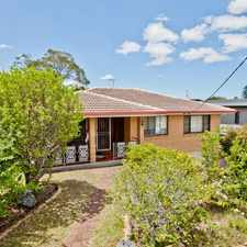 Rental info for Large 4 Bedroom Home in Yeronga!