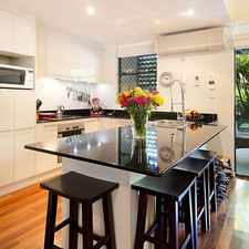 Rental info for GROUND LEVEL UNIT WITH PLENTY OF SPACE in the Brisbane area
