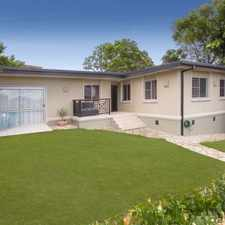 Rental info for Lovely Three Bedroom Home with Study, Rumpus, A/C The List Goes on!