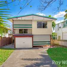 Rental info for CENTRALLY LOCATED - AFFORDABLE NEAT 3 BEDROOM HIGH SET HOME WITH RUMPUS in the Northgate area