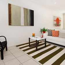 Rental info for Pristine city fringe town house in the Alderley area