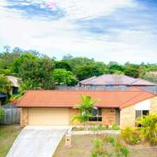 Rental info for FAMILY HOME IN SOUGHT AFTER AREA in the Calamvale area