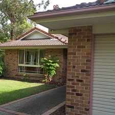 Rental info for SPACIOUS 4 BED or 3 bed + STUDY. 2 bath. 2 lug. Air con. Walk to schools and bus.