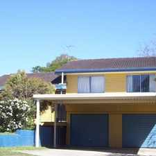 Rental info for 3 BED. 1 BATH. 2 LOCK UP GARAGE. AIR CON. EASY ACCESS TO SCHOOL AND TRANSPORT