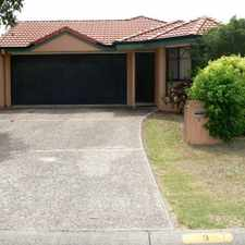 Rental info for Neat 4 bedroom house in Upper Coomera