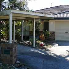 Rental info for 3 Bedroom Duplex with Ducted Air Con in the Gold Coast area