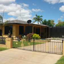 Rental info for 3 BEDROOM HOME WITH AMPLE STORAGE SPACE in the Mount Isa area