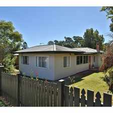 Rental info for North Toowoomba . Great Value . Renovated Cottage in the North Toowoomba area