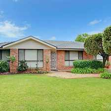 Rental info for WELL PRESENTED in the Cranebrook area