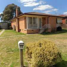 Rental info for BRADFORDVILLE in the Goulburn area