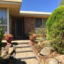 Rental info for Great Family Home in Well Sought Area