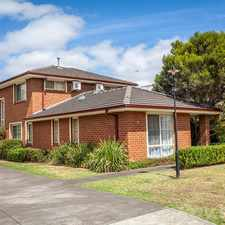 Rental info for Modern Style Living in the Melbourne area