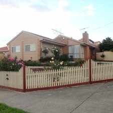 Rental info for Spacious 3 Bedroom Home in Prime Location!