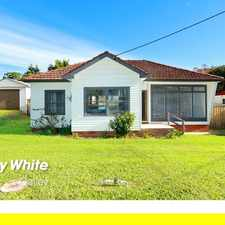 Rental info for Renovated Family Home in the Perfect Location in the Sydney area