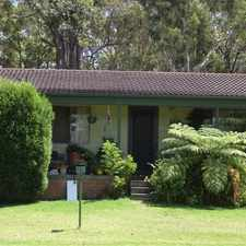 Rental info for Three bedroom home in the Morisset - Cooranbong area