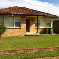 Rental info for CONVENIENT LOCATION! in the Newcastle area