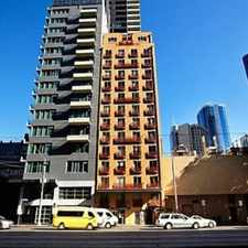 Rental info for Fully Furnished STUDIO Apartment in the West Melbourne area