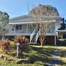 Rental info for Water Views in the Budgewoi area