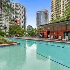 Rental info for Unique River Front Apartment - The Docks on Goodwin in the Kangaroo Point area