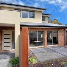 Rental info for Modern Beachside Townhouse UNDER APPLICATION NO FURTHER INSPECTIONS in the Mornington area