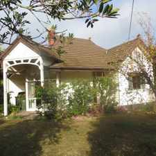 Rental info for ELEGANT PERIOD HOME IN A TOP LOCATION