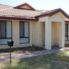 Rental info for LEASED!! in the Canning Vale area