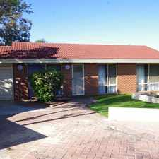 Rental info for RENOVATED WITH COVERED PATIO!! in the Mirrabooka area