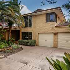 Rental info for Value for money in the beautiful suburb of Waterford.