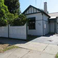 Rental info for BRILLIANT PERIOD HOME IN THE HEART OF HUGHESDALE in the Hughesdale area