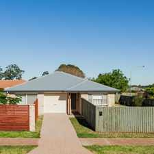 Rental info for Not just a pretty facade! in the Toowoomba area