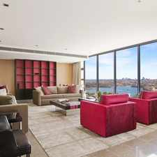 Rental info for A Truly Luxurious Leasing Opportunity in The Rocks, Sydney in the Sydney area