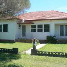 Rental info for Beautifully Restored 4 bedroom home in the Taree area