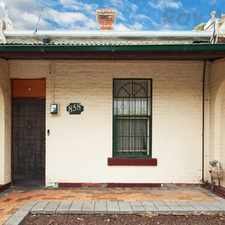 Rental info for Two Bedroom in Great Location in the Fitzroy North area