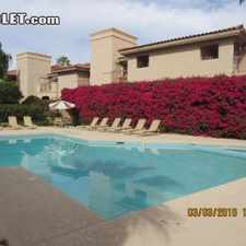 Rental info for $1000 1 bedroom Apartment in Scottsdale Area in the Tempe area