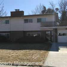 Rental info for 1466 Caddoa Dr