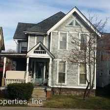 Rental info for 32 Tracy Street in the East Avenue area