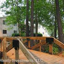 Rental info for 801 Chinquapin Rd