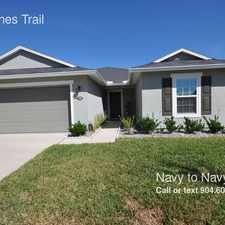 Rental info for 7401 Benes Trail