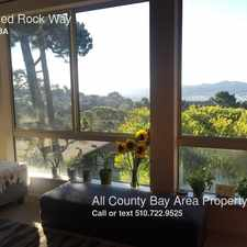 Rental info for 215 Red Rock Way in the Diamond Heights area